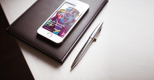 Pixels Kenya creative agency website
