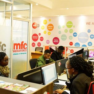 Top communication and media agency in Africa - Mediaforce